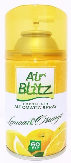 Air Blitz Lemon Orange