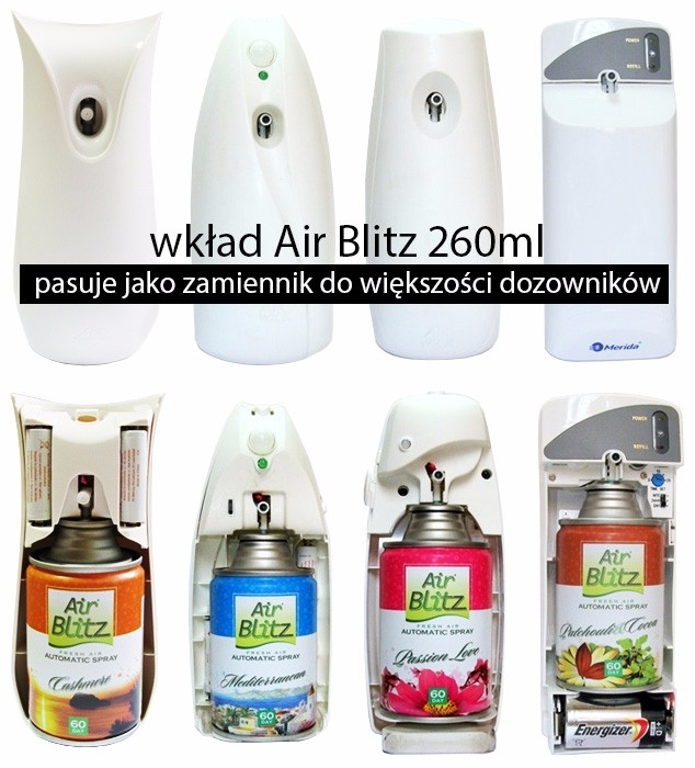 Air Blitz 260ml Mediterranean