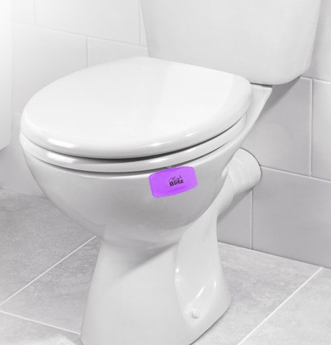 Air Bitz ToiletClip Cytrusowy